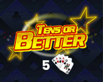 Tens Or Better 5 Hand